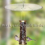 Baffle Tube Bird Feeder