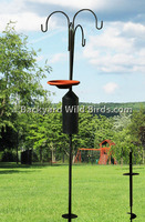 Bird Feeder Pole System S7