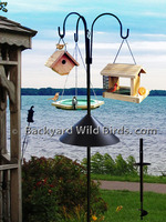 Bird Feeder S Pole Woody