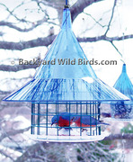 Bluebird Baffle Bird Feeder