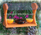 Oriole Orange Jelly Feeder