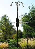 Squirrel Proof Bird S Pole Quad