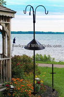 Squirrel Proof Bird S Pole Trio