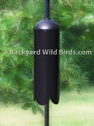 Cylinder Squirrel Baffle For Poles