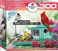 Backyard Feeder Puzzle