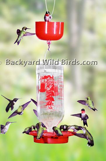 trade outdoor hmf humming bird decor hummingbird lakeside collection the outdoors jmp garden humm feeder