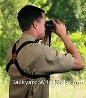 Binocular Shoulder Harness Strap