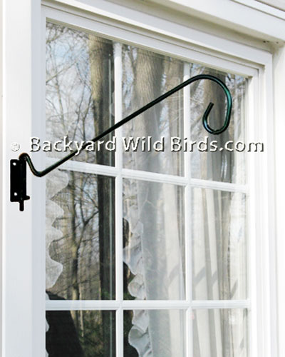 Bird Feeder Hanger Bracket