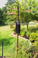 Bird Feeder Pole System E3