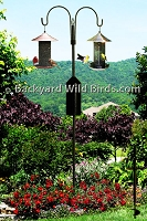 Bird Feeder Pole System S2