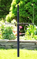 Bird Feeder Pole Extension