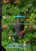 Bird Seed Catcher