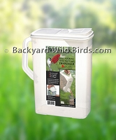 Bird Seed Dispenser