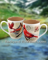 Cardinal Coffee Mugs