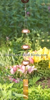 Copper Bells Wind Chime