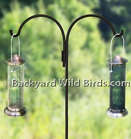 Copper Bird Feeder Mini's