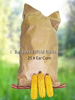 Ear Corn 25 lb Bag