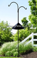 Shepherd Staff Squirrel Proof Pole