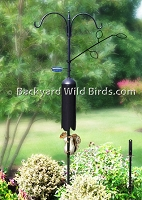 Bird Feeder Pole System E5