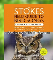 Stokes Field Guide to Bird Songs East and West