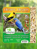 Bird Seed Sunflower Hearts