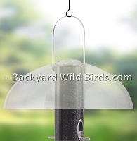 Super Tube Bird Feeder Baffle