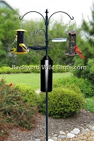 Bird Feeder Station Pole Kit