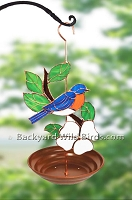 Bluebird Bird Feeder Tray