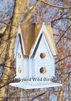 Grayton Beach Bird House