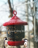 Songbird Window Bird Feeder With Hook