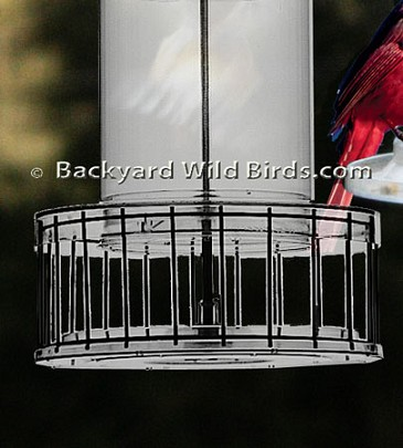 All Weather Bird Feeder Wire Cage