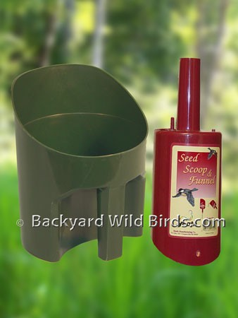 Bird Seed Scoops