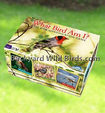 What Bird Am I Board Game