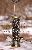 Aspects Small Tube Bird Feeder