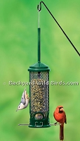 Squirrel Blocker Mini Bird Feeder