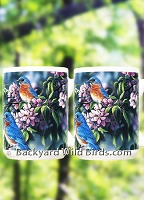 Bluebird Coffee Mugs