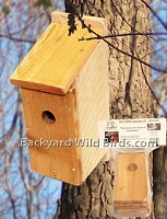 Bluebird House Kit