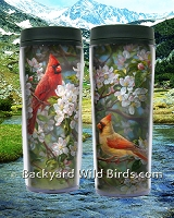 Cardinal Thermal Mugs