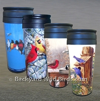 Wild Bird Thermal Mugs
