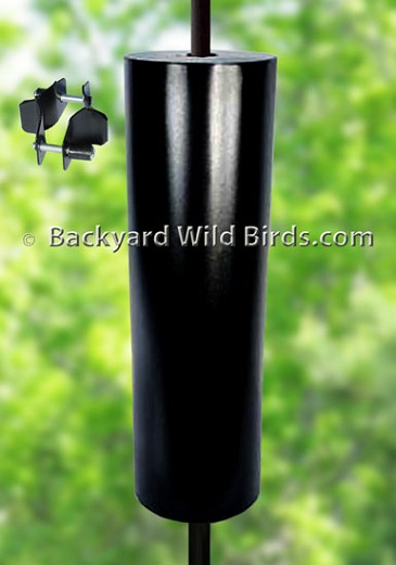 Raccoon Baffle For Bird Poles